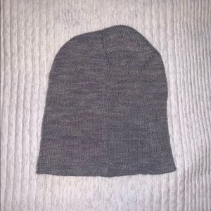 Urban outfitters beanie grey unisex